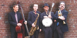 The Double Fourtime Dixieband - more than Dixieland!